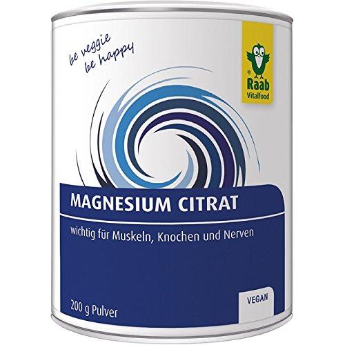 Raab Vitalfood Magnesium-Citrat