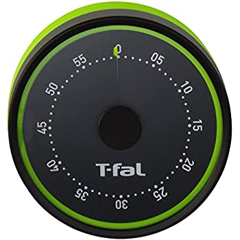 T-fal Ingenio Classic 60-Minute Mechanical Timer, Black