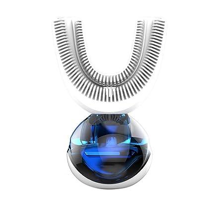 Cepillo de dientes eléctrico automático de carga inalámbrica, cepillo de dientes de todo diente en