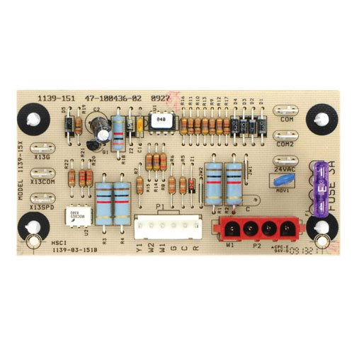 47-102077-05 - OEM Upgraded Replacement for Ruud Furnace Air Handler Control Circuit Board ()