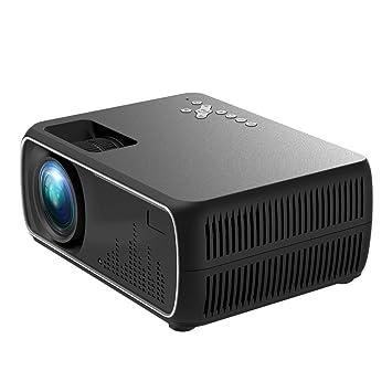 ALWAYZZ DH-A20 Lente de Vidrio HD estándar 800X480p Proyector LED ...