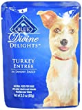 Blue Buffalo Small Breed Divine Delights - Turkey ...