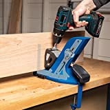 Kreg Pocket-Hole Jig 720 with KPHA760 Pocket Hole