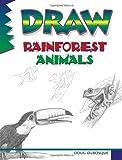 Draw Rainforest Animals (Learn to Draw)
