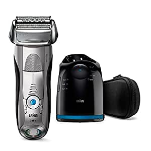 Braun shaver Series 7 7899cc Wet & Dry - Silver