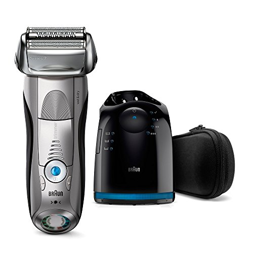 Braun shaver 7899cc Wet Dry