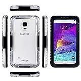 Best Galaxy Note 4 Waterproof Cases - Samsung Galaxy Note 4 N9100 Waterproof Case Happon Review