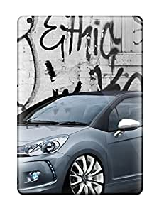 Scratch-free Phone Case For Ipad Air- Retail Packaging - Citroen