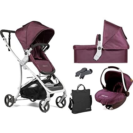 Trio Babyhome vidaplus Purple: Amazon.es: Bebé