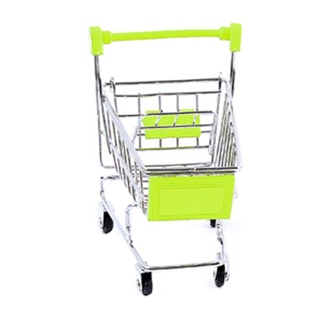dontdo mini lovely carrello trolley piccolo Pet Bird Parrot Rabbit Hamster Cage Play Toy Brain Game training Tool