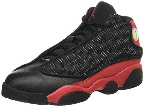 Air Jordan 13 Retro BP Black/Red 414575-004 (SIZE: 2Y) by NIKE