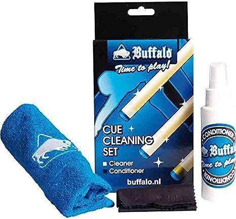 Kit limpieza taco billar buffalo: Amazon.es: Deportes y aire libre