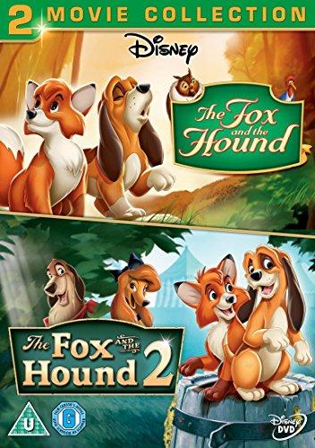 - Fox & The Hounds 1 & 2 DVD Retail