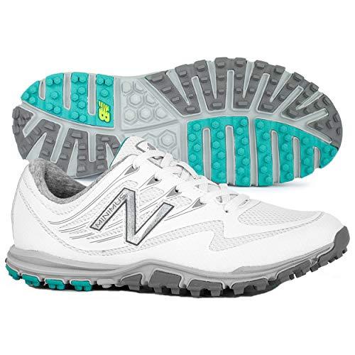 New Balance Women's Minimus Sport Golf Shoe White 7.5 B B US
