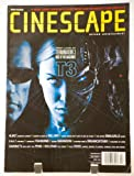 2003 - Cinescape - April Issue #70 - Terminator 3 : Rise of the Machines / T3 - Alias / Willard / Smallville / Dreamcatcher - VG Cond - Rare - Collectible