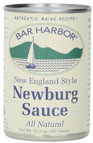 Bar Harbor Sauce, Newburg ,10.5 Ounce (Pack of 6)