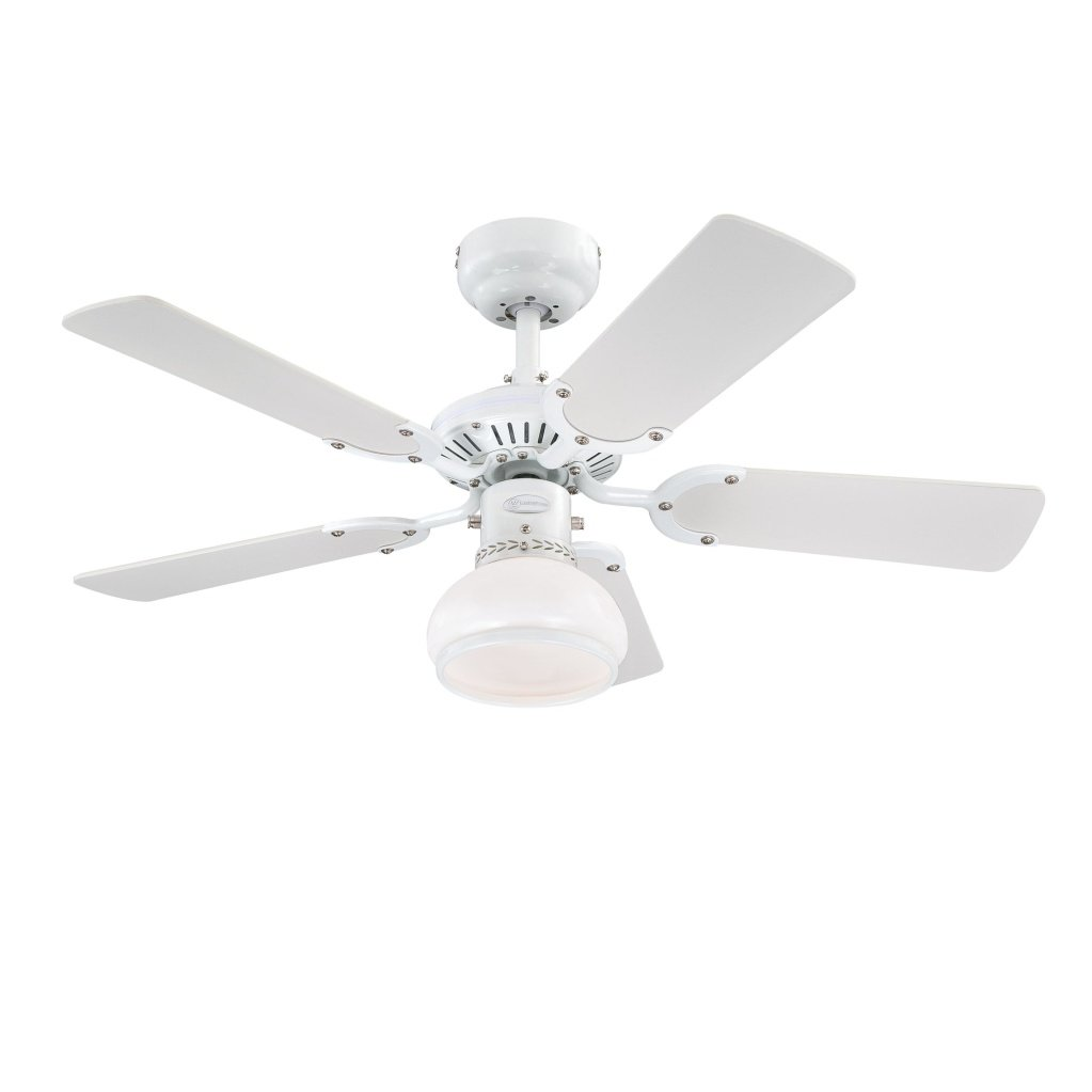 Westinghouse 7870440 Ventilateur de Plafond d'Intérieur Kit d'Eclairage, Métal, Blanc product image
