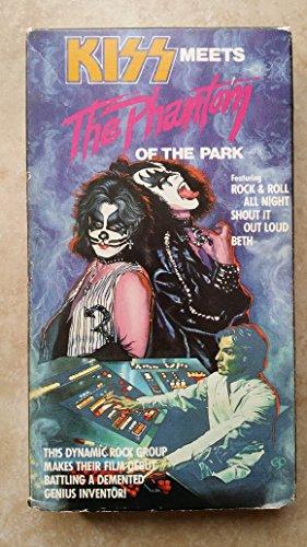 Kiss Meets the Phantom of the Park (1978) (Movie)