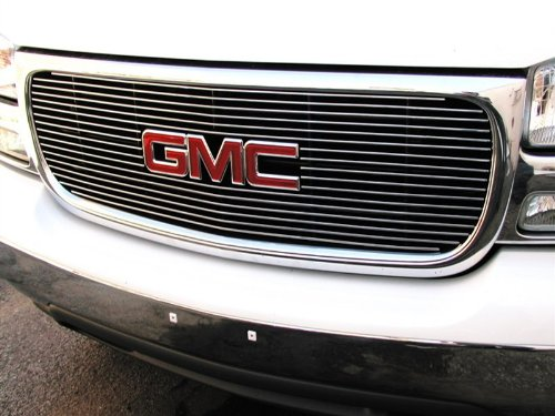UPPER BILLET GRILLE (with logo opening) (Gmc Yukon Grillcraft Grille)