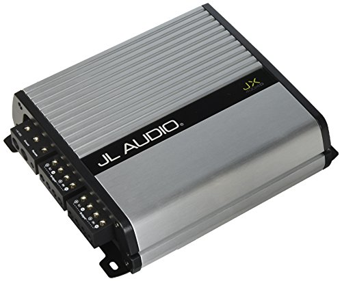 JL Audio JX400/4D 4-channel car amplifier — 70 watts RMS x 4