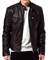 Gordania Bomber Series Men's Slim Fit Zipper Design Jackets