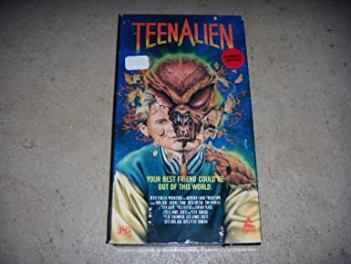 Amazon com: Teen Alien Your Best Friend Could Be Out of this World