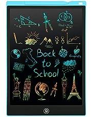 Lcd-grafisch bord om te schrijven, 30,5 cm (12 inch), digitaal, draagbaar, Pinkcat ewriter uitwisbaar, design pad schrijftablet voor kinderen volwassenen thuis op kantoor