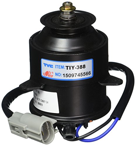(TYC 630280 Toyota Camry Replacement Radiator Cooling Fan Motor)