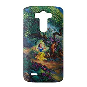 Wish-Store snow white (3D)Phone Case for LG G3