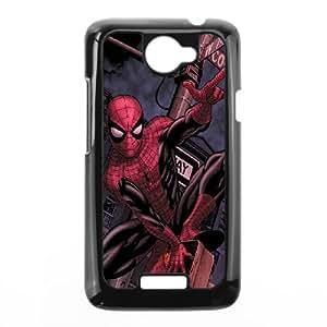 HTC One X Cell Phone Case Black Superhero Captain America, Spider Man, Iron Man, Wolverine, ant man, Green Arrow, Batman, Joker Logo 78 SU4524285