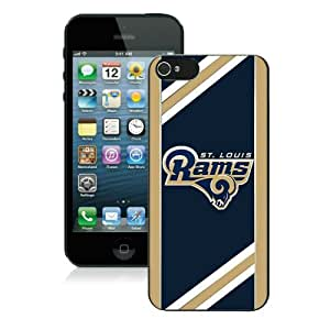 Diy Iphone 5 Case Iphone 5s Cases NFL St Louis Rams 3 Free Shipping