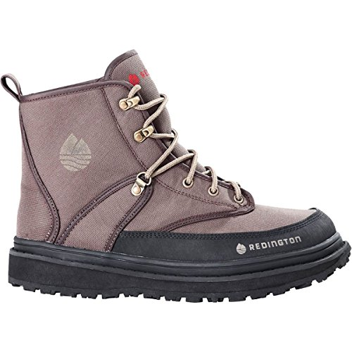 (Redington Palix River Sticky Rubber Boot - 9, Bark)