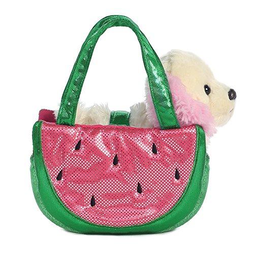 Aurora World Fancy Pals Pet Carrier, Watermelon Ice