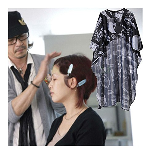 Large Salon Hair Cutting Cape Barber Hairdressing Haircut Apron Cloth For Unisex from Unknown