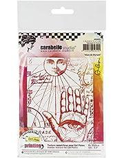CARABELLE STUDIO AP60031 Rubber Texture Plate, Myriam's Hand