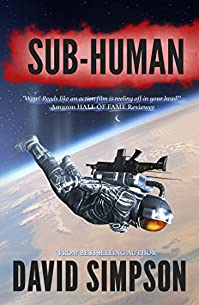 Sub-human by David Simpson ebook deal