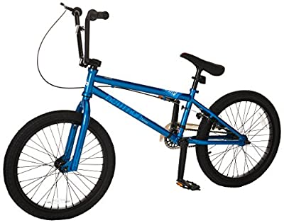 "Hoffman Aves Boy's BMX Bike Blue, 20"" Wheel"