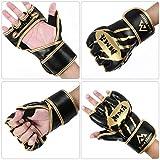 Brace Master MMA Gloves UFC Gloves Boxing Gloves