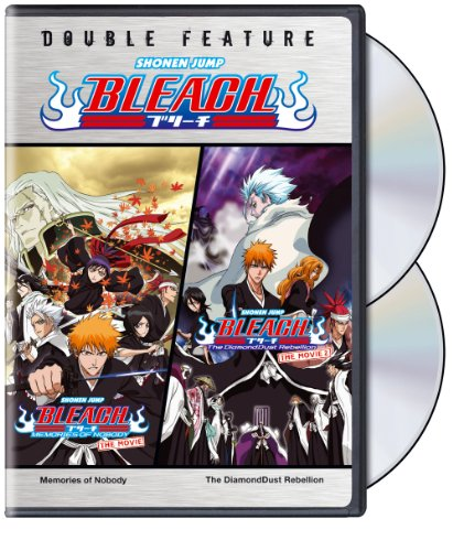Bleach Movies Double Feature (Grupo Muse)