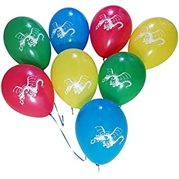Flying Dragon Happy Birthday Balloon Bouquet by Party Supplies by Party Supplies SG/_B00WT5T8WA/_US