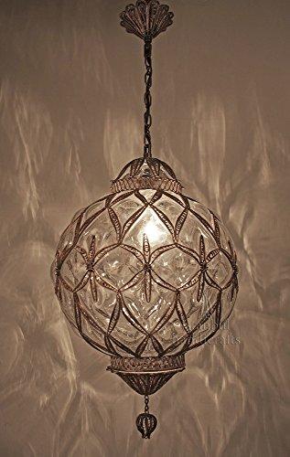 Ottoman Lamp (Turkish Ottoman Filigree Hanging)