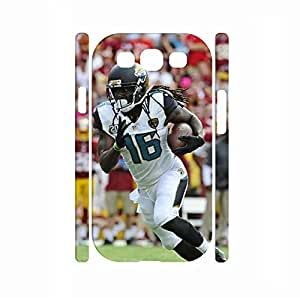 Awesome Football Sports Series Handsome Star Photo Print Phone Case for Samsung Galaxy S3 I9300 Case