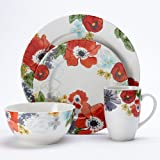 Food Network Summer Brights 4-pc. Place Setting