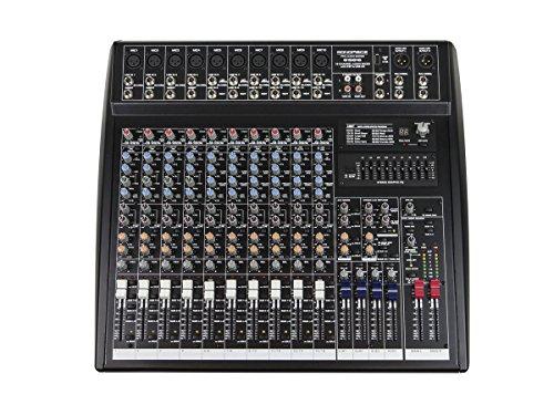 Monoprice 615816 16 Channel Audio Mixer