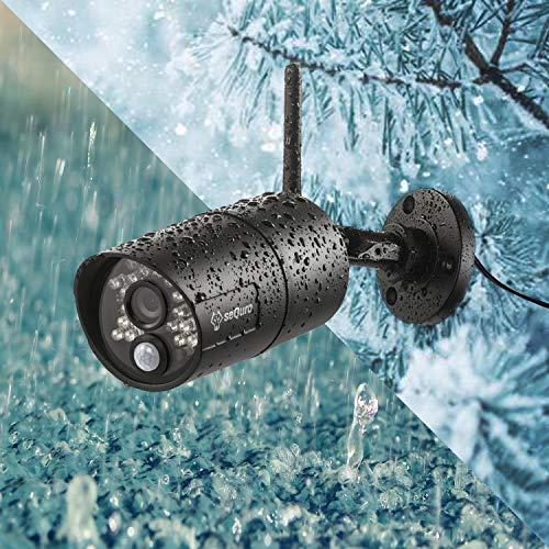 Sequro GuardPro DIY Long Range Wireless Video Surveillance System 7