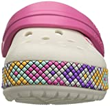 Crocs Kids' Girls Crocband Gallery Clog