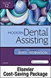 img - for Modern Dental Assisting - Textbook and Workbook Package, 12e book / textbook / text book