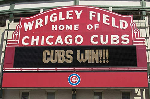 (Trends International Chicago Cubs-Win Mount Bundle Wall Poster 22.375