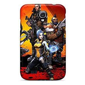 High Quality Borderlands 2 Heroes Case For Galaxy S4 / Perfect Case