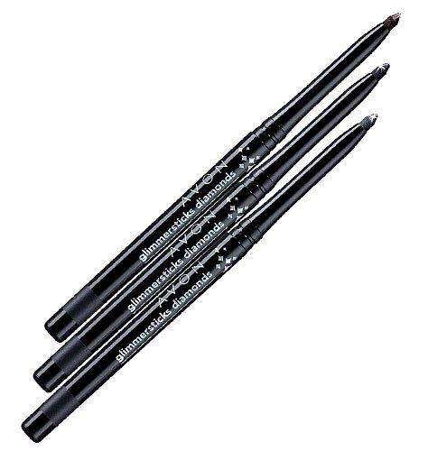 Avon Glimmersticks Diamonds Eye Liner Pencil Golden Diamond Gold